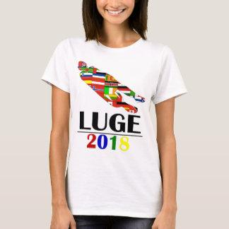2018 LUGE T-Shirt