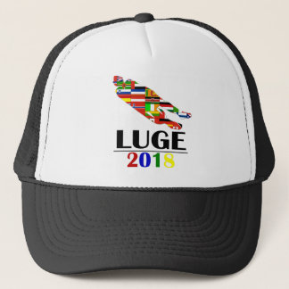 2018 LUGE TRUCKER HAT