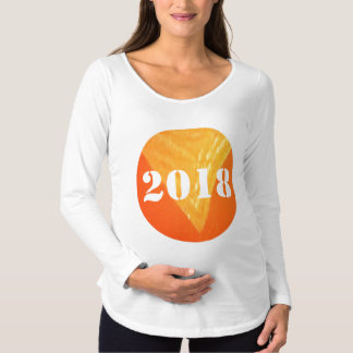 2018 Maternity Long Sleeve T-Shirt This relaxed an