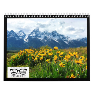 2018 Nature Calendar from Life on the Road!