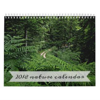 2018 Nature Calendars