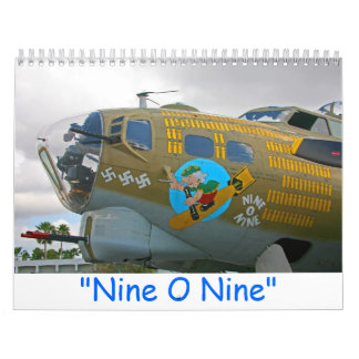 2018 Nine O Nine Calendar