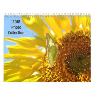 2018 Photo Collection Calendar