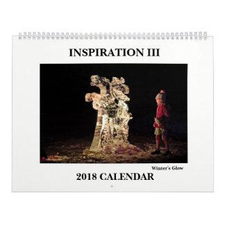 2018 Photography Calendar