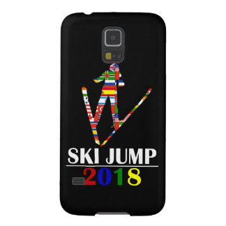 2018 SKI JUMP CASE FOR GALAXY S5