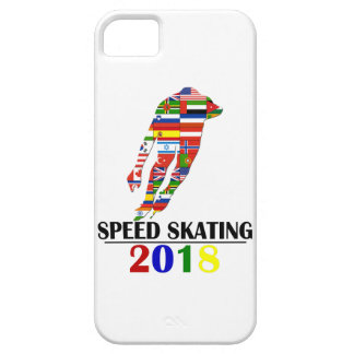 2018 SPEED SKATING BARELY THERE iPhone 5 CASE