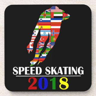 2018 SPEED SKATING COASTER