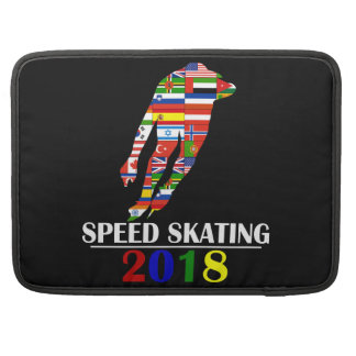 2018 SPEED SKATING SLEEVE FOR MacBook PRO