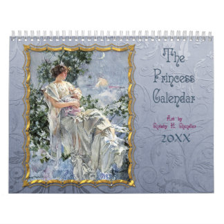 2018 The Princess Calendar