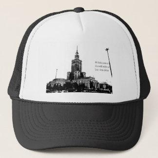 """""""2018 world travel top photographer top news bb """" trucker hat"""
