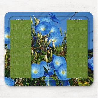 2019-2020 Calendar Mousepad HEAVENLY BLUE