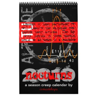 2019 NOCTURNAL season creep calendar