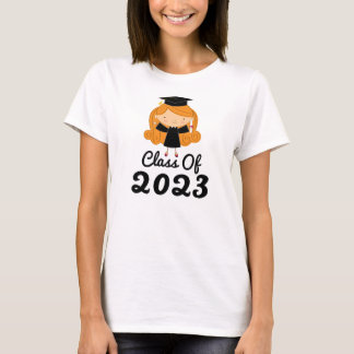 2023 Graduation Gift Idea For Girls T-Shirt