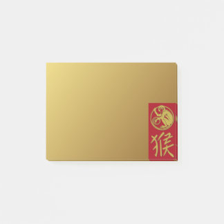 2028 year of the monkey - Post-It-Notes pad Post-it Notes