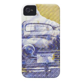 203Wheels aka Z Peugeot Californian car Case-Mate iPhone 4 Case