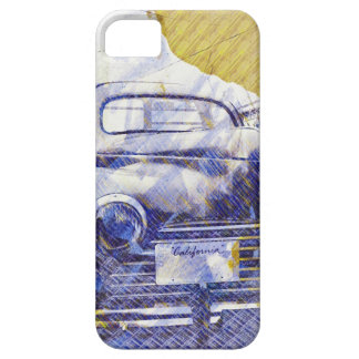 203Wheels aka Z Peugeot Californian car iPhone 5 Cases