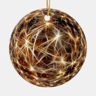 209 DIGITAL STARS backgrounds space stars wallpape Christmas Ornament