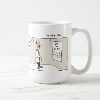20/20 Hindsight Coffee Mug