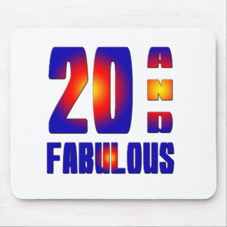 20 And Fabulous Mouse Pads