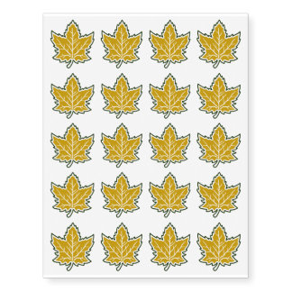 20 Canadian Maple Leaf Anniversary 150 Years
