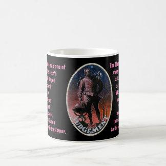 20. Judgement - Sailor tarot Coffee Mug