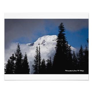 "20"" x 16"" Mount Hood Photographic Print"