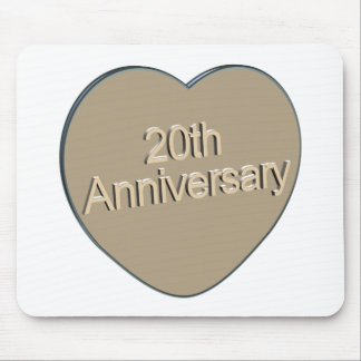 20th anniversary3t mouse pad