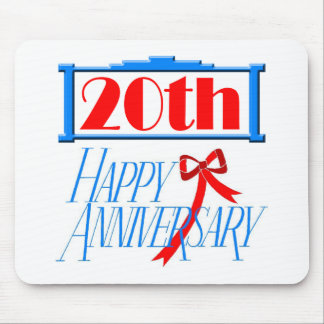 20th anniversary 2 mouse pads