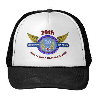 """20TH ARMY AIR FORCE """"ARMY AIR CORPS"""" WW II CAP"""