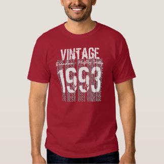 20th Birthday Gift Vintage Year Mighty Tasty T-shirt