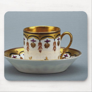 20th century coffee cup and saucer, Germany Mousepads