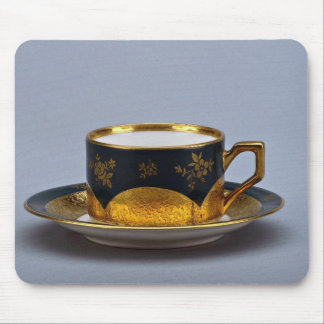 20th century coffee cup and saucer, Jaworzyna Sl., Mouse Pads