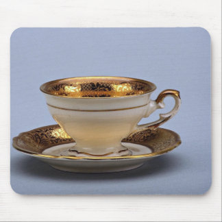 20th century coffee cup and saucer, Jaworzyna Sl., Mouse Pad