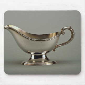 20th century silver plated sauce boat, Canada Mousepads