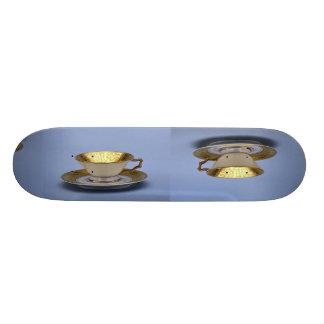 20th century tea cup and saucer, Bavaria, Germany Skateboard