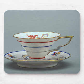 20th century tea cup and saucer, Germany Mouse Pads