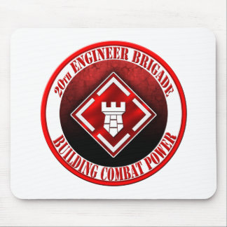 20th Engineer Brigade 003 Mousepads