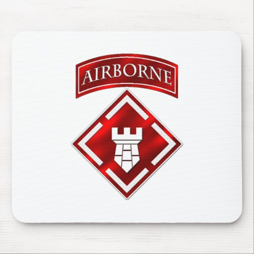 20th Engineer Brigade Mouse Pads