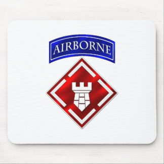20th Engineer Brigade Mousepad