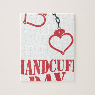 20th February - Handcuff Day Jigsaw Puzzle