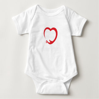 20th February - Love Your Pet Day Baby Bodysuit