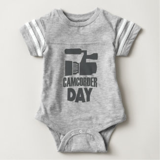 20th January - Camcorder Day Baby Bodysuit