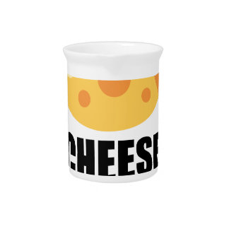 20th January - Cheese Lovers Day Beverage Pitchers