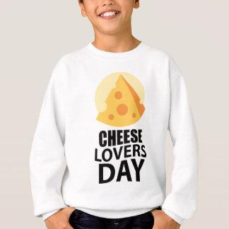 20th January - Cheese Lovers Day Sweatshirt