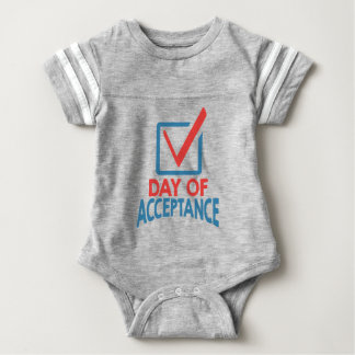 20th January - Day of Acceptance Baby Bodysuit