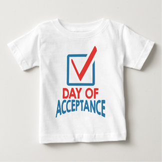 20th January - Day of Acceptance Baby T-Shirt