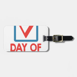 20th January - Day of Acceptance Luggage Tag