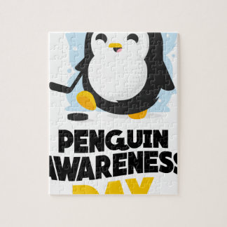 20th January - Penguin Awareness Day Jigsaw Puzzle