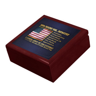 20th Maine Volunteer Infantry (BH) Gift Box