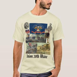 20th Maine volunteer infantry regiment Civil War T-Shirt